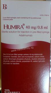 Humira 40mg/0.8ml