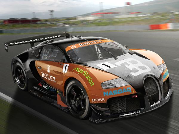Bugatti Veyron Tuning 7/8