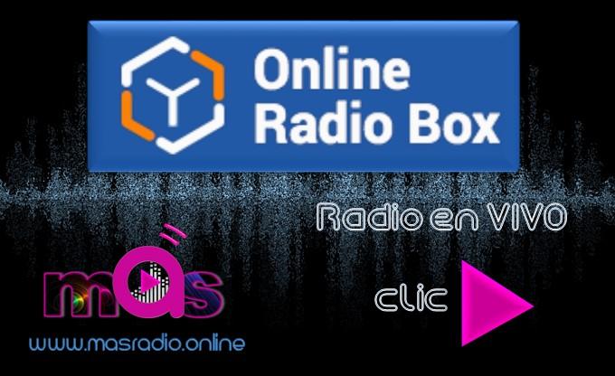 Más Radio - Online Radio Box