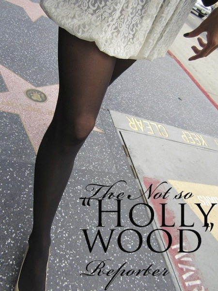 """The Not so """"Hollywood"""" Reporter"""