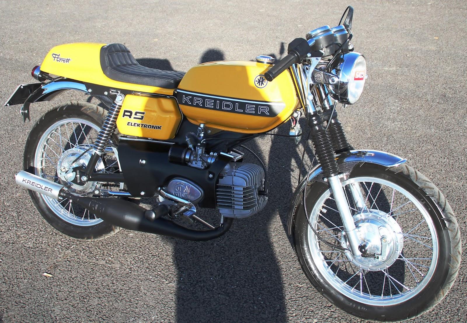 Suzuki Gs Cafe Racer