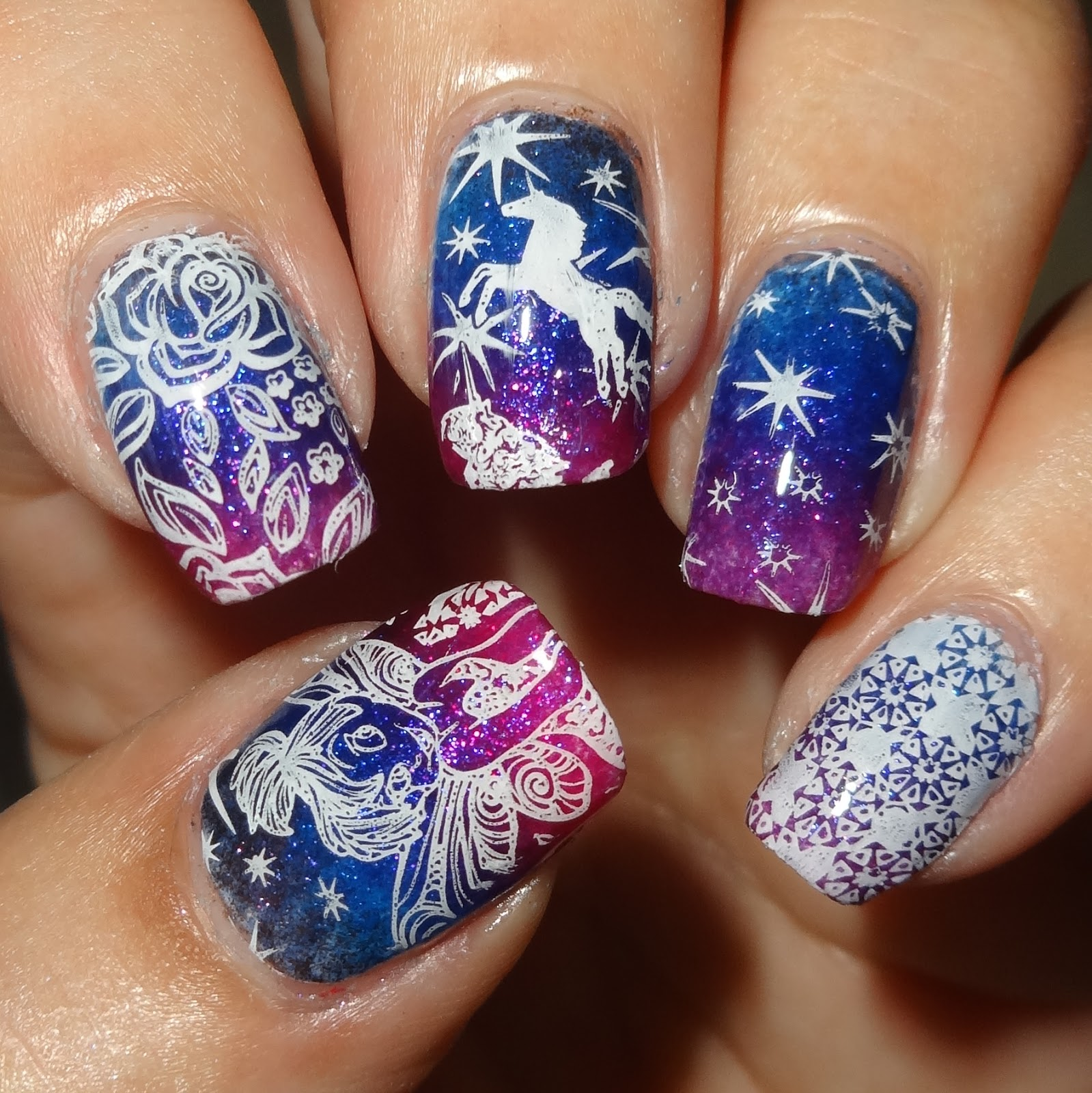 Wendy\'s Delights: MoYou Nails Plate 301