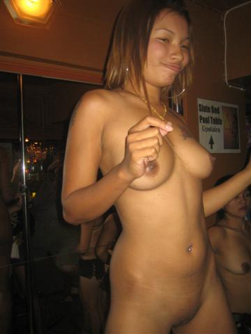 Bar girls fuck thai