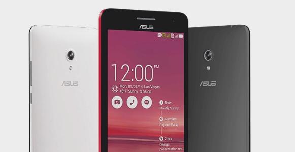 Asus Zenfone 5 format