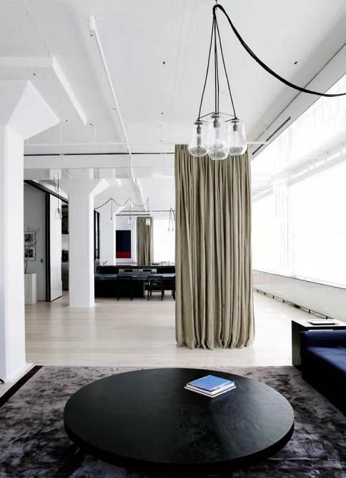 Manhattan loft interiors and design less ordinary for Manhattan interior designs