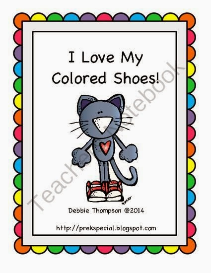 I Love My Colored Shoes game
