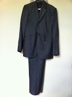 3 in 1 men casual suit - baju kot