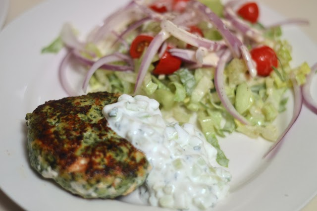 Pies and Puggles: Middle Eastern Turkey Burgers with Gwyneth Paltrow