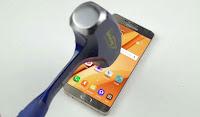 Samsung Galaxy Note 5 Dayanıklılık Testi