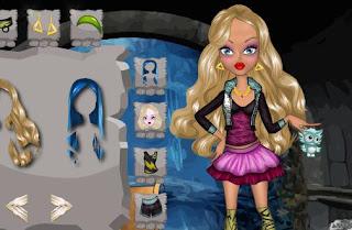 juegos de vestir monster girl