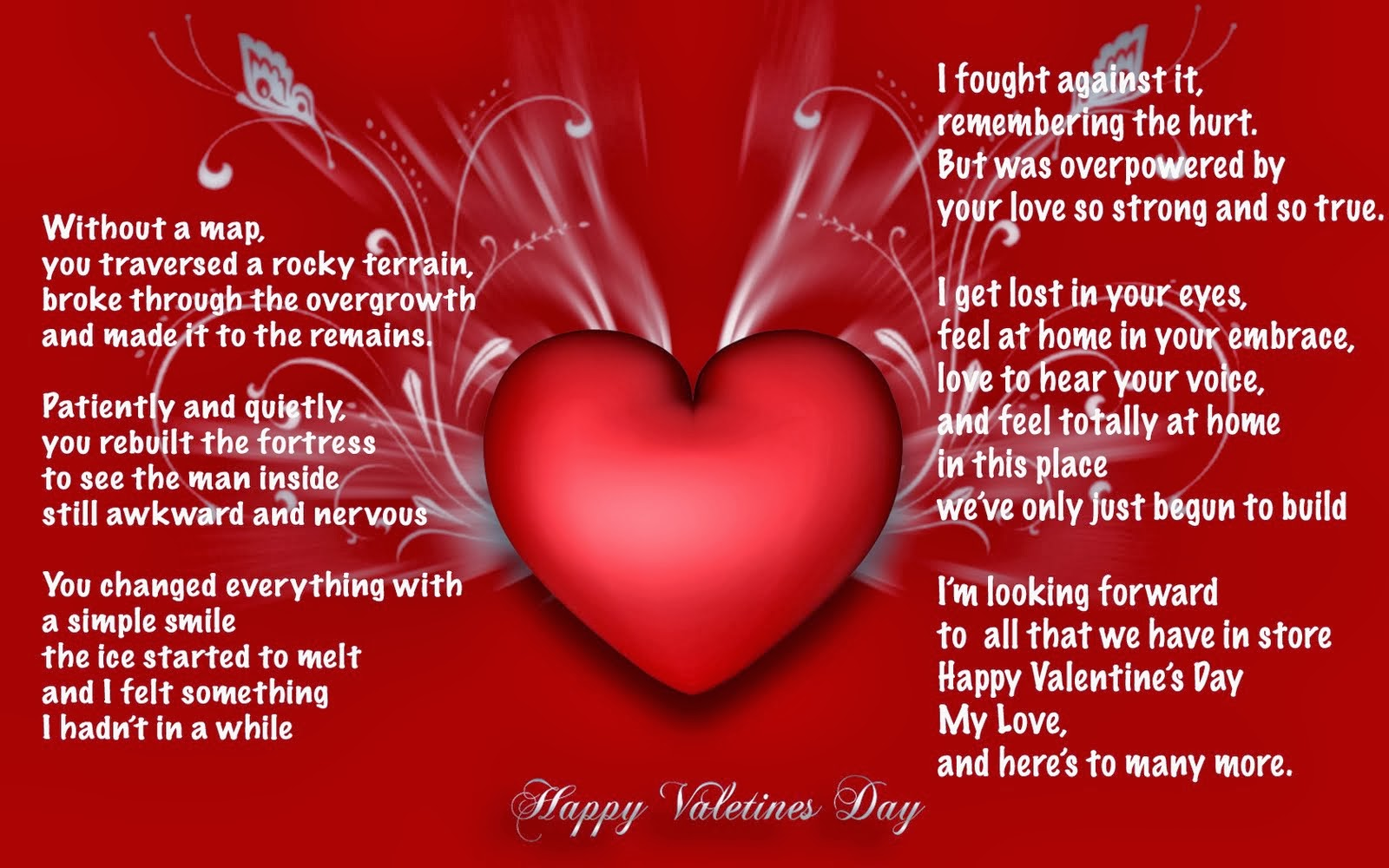happy valentines day greetings for boyfriend - Happy Valentines Day Wishes