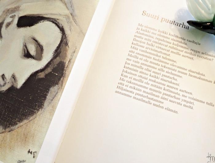 Edith Södergran, runo - Helene Schjerfbeck