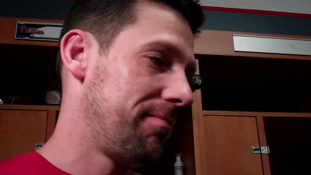 cliff lee phillies 2011. Cliff Lee addressed the media