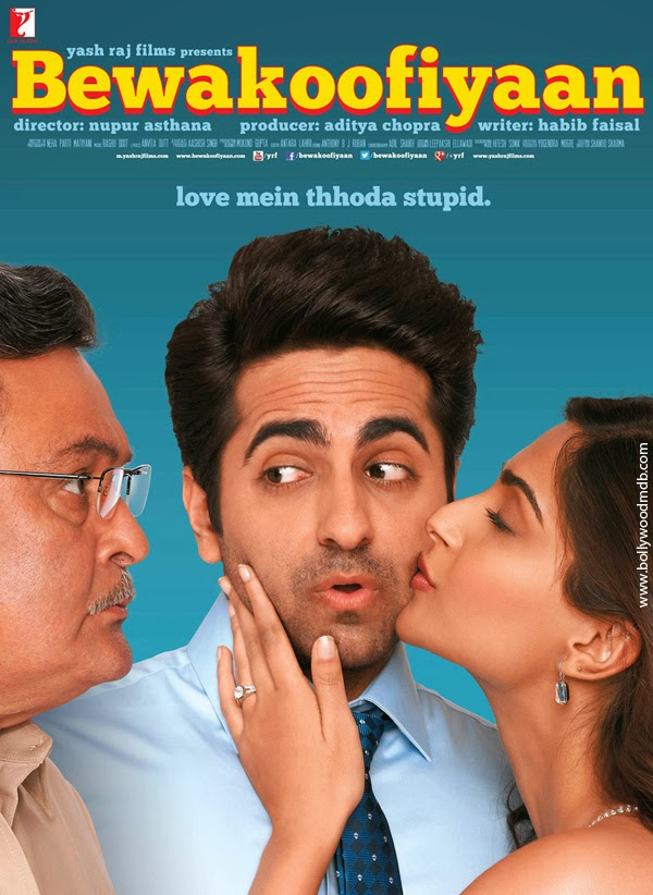 Bewakoofiyaan 2014 Hindi Movie Watch Online