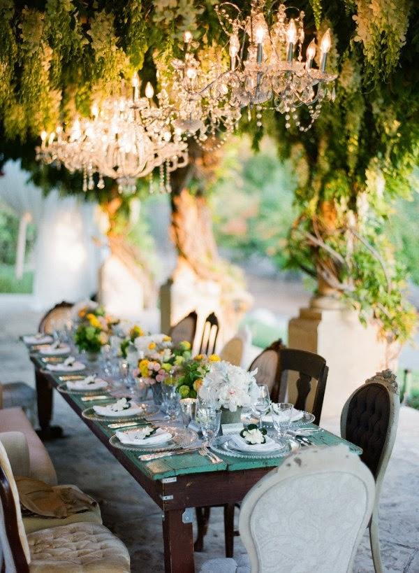 Famosos Noiva com Classe: DIY: casamento econômico - faça você mesmo/mesma KA66