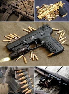 Оружие в обоях для рабочего стола