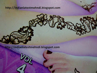 Pakistani Mehndi Designs for Eid 2013 1