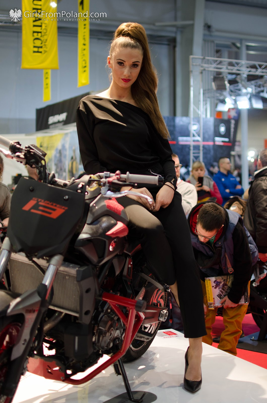 7 Wystawa Motocykli i Skuterow  Zdjęcie 111
