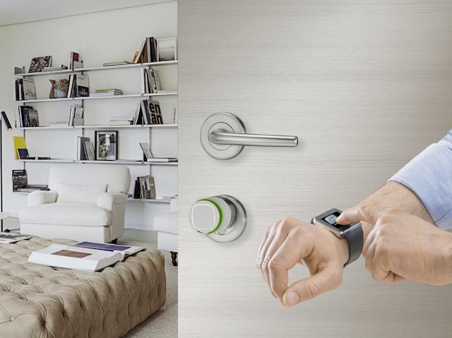 Dispositivo di apertura smart