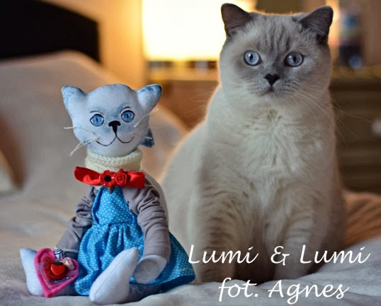 Lumi i jej siostra :)