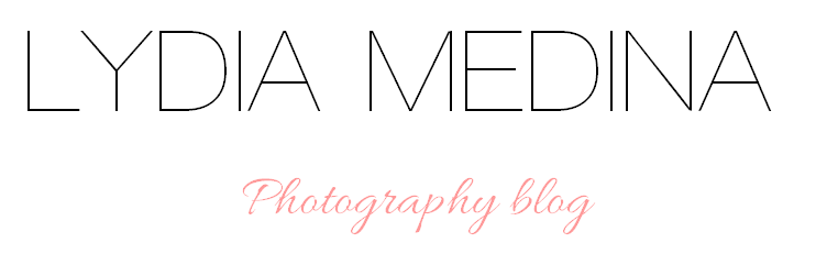 Lydia's photography blog