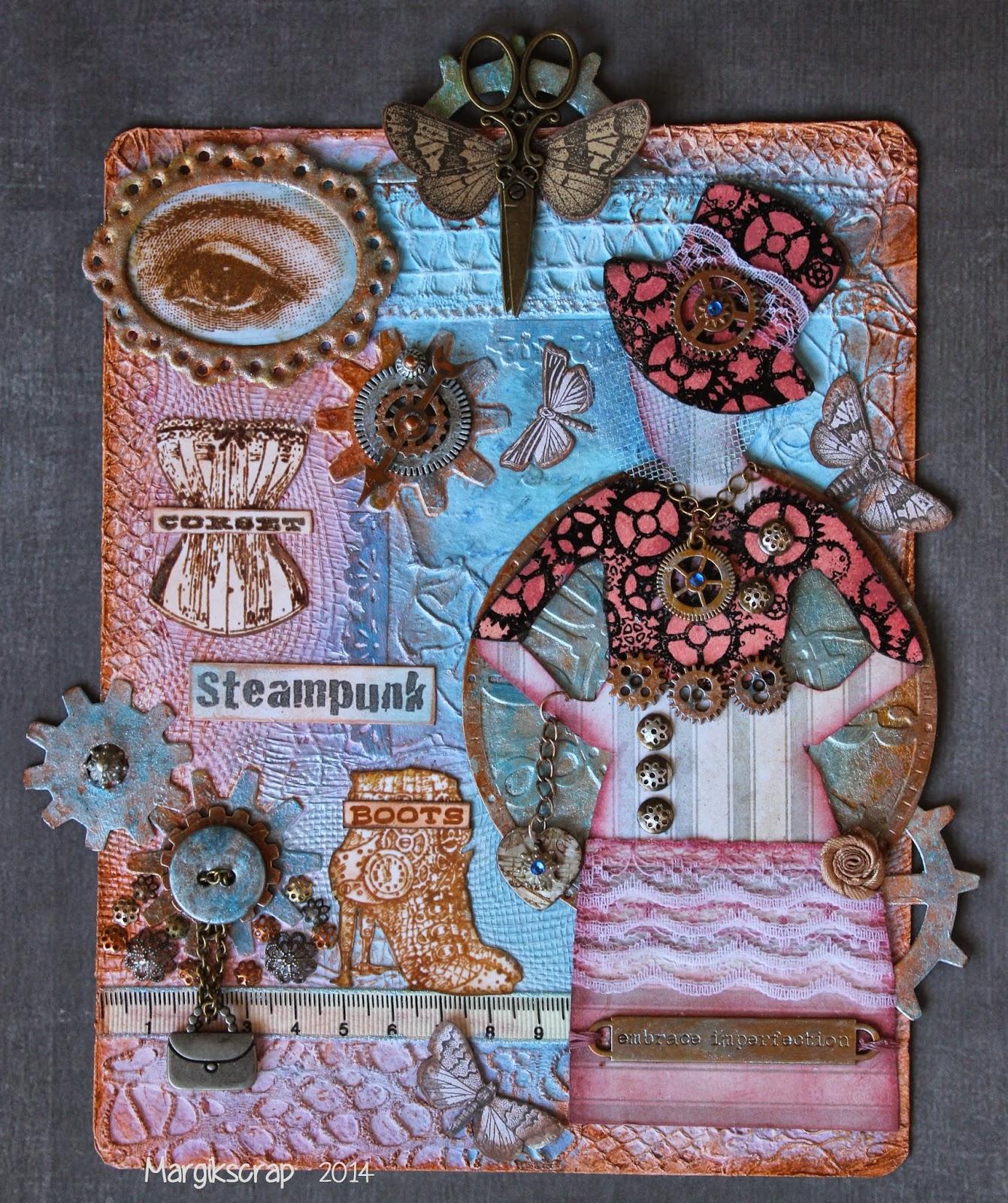 http://margikscrap.blogspot.com.es/2014/10/steampunk-couture.html