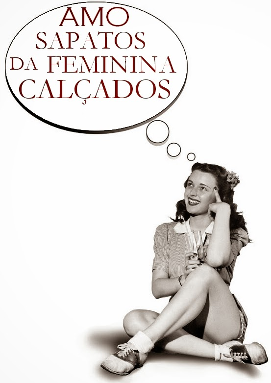 AMO SAPATOS DA FEMININA
