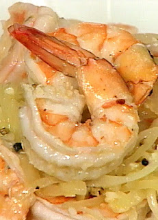 broiled shrimp scampi recipe