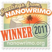 NaNoWriMo Win