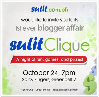 Sulit.com.ph First Ever Blogger Event