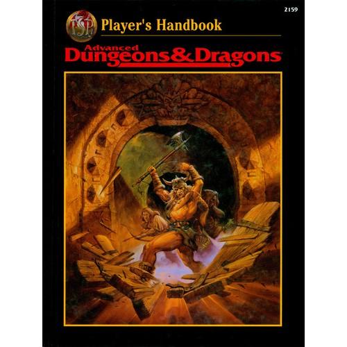 player s handbook d&d