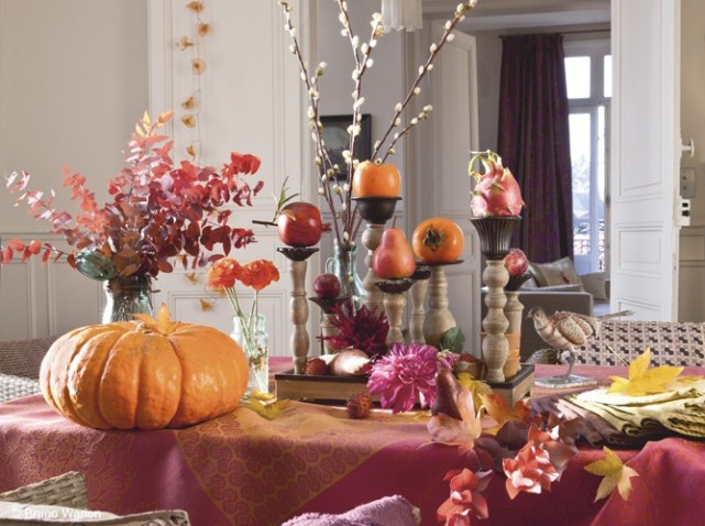 shabbypassion fall into fruit home decorations. Black Bedroom Furniture Sets. Home Design Ideas
