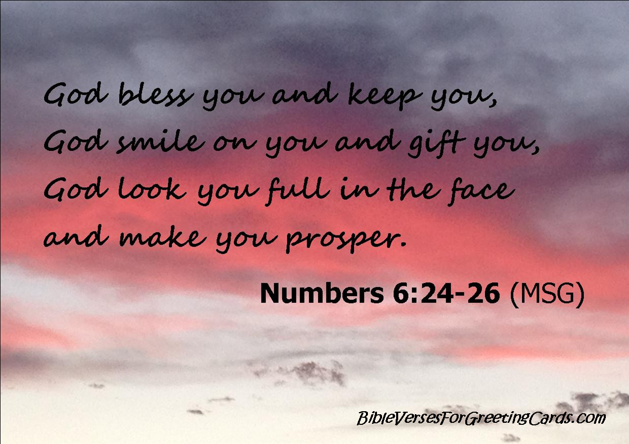 Quotes From Bible On Birthday : Bible verses for greeting cards