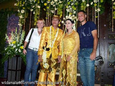 Pernikahan Ab19 dan Fina
