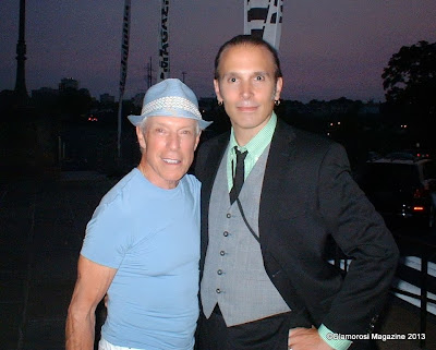 Jerry Blavat and A.D. Amorosi