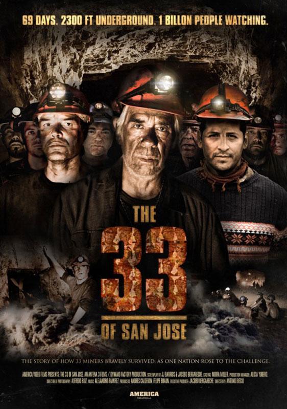 Giải Cứu Thợ Mỏ - The 33 of San Jose - 2010