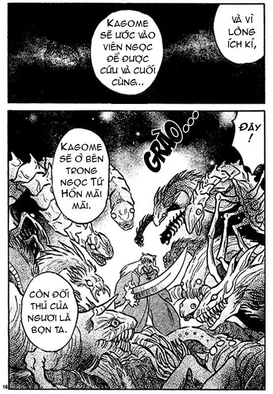 Inuyasha-Khuyển Dạ Xoa-Bản Đẹp chap 522 Trang 17
