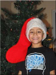 Payton December 2011