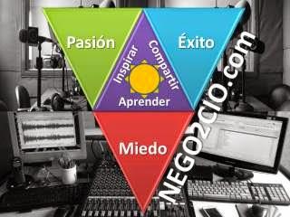#RADIO NEGO2CIO: Pasión, Éxitos y Miedos.