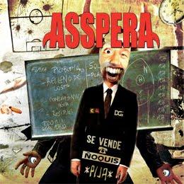 Asspera - Pija 2011 Metal Bizarro de Argentina Asspera+-+pija