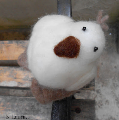 pennuto in lana cardata