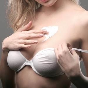 Use Breast Enhancement Cream to Increase Cup Size