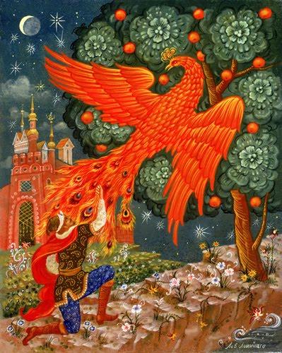 Pájaro de Fuego (1880)