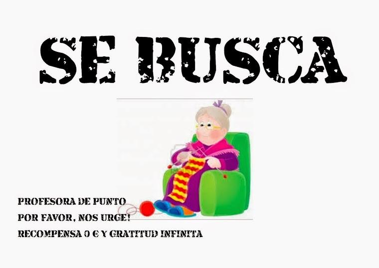 PROFESORA DE PUNTO