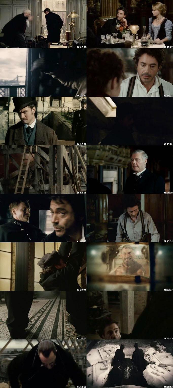 Sherlock Holmes (2009) Hindi Dual Audio