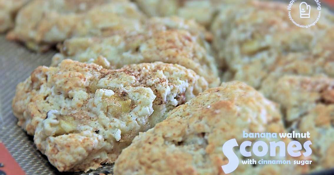 Happy Home Baking: breakfast or tea time