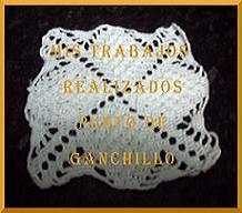 Mis Trabajos Realizados Punto Ganchillo