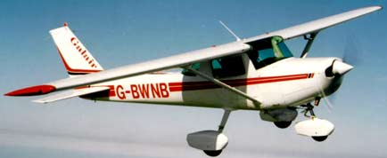 cessna aircraft in the air
