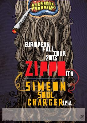 Zippo / Simeon Soul Charger Tour