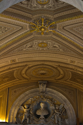 Another Ceiling - Vatican Museum